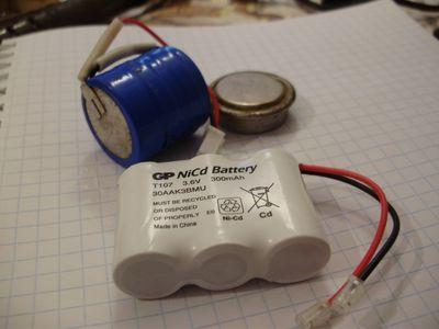 Аккумуляторная сборка GP280NK